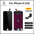 10PCS/Lot AAA No Dead Pixel Replacement LCD For iPhone 6 LCD touch Screen 4.7 Display Digitizer Assembly Free DHL Shipping