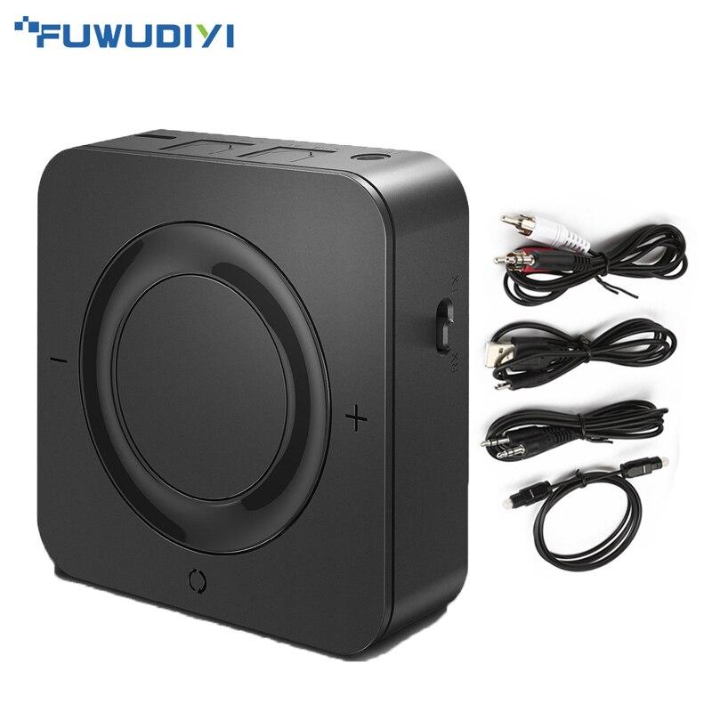 USB Bluetooth 5.0 Aptx Bluetooth adaptateur 3.5mm optique numérique USB câble de charge stéréo TV Bluetooth récepteur Audio émetteur