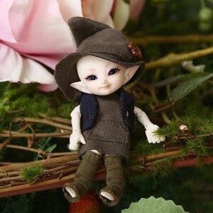 Image 4 - Fairyland Realpuki Tyni 1/13 BJD Dolls Resin SD Toys for Children Friends Surprise Gift