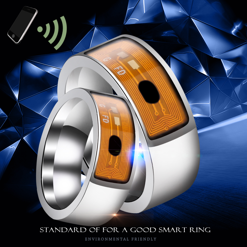 Smart Rings - Finger Digital Ring For Android Phone (Buy 2 to get 15% off)