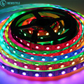 5M DC5V WS2812b Led Strip RGB Non Waterproof Dream Color led light for Advertisement Christmas Decoration Indoor