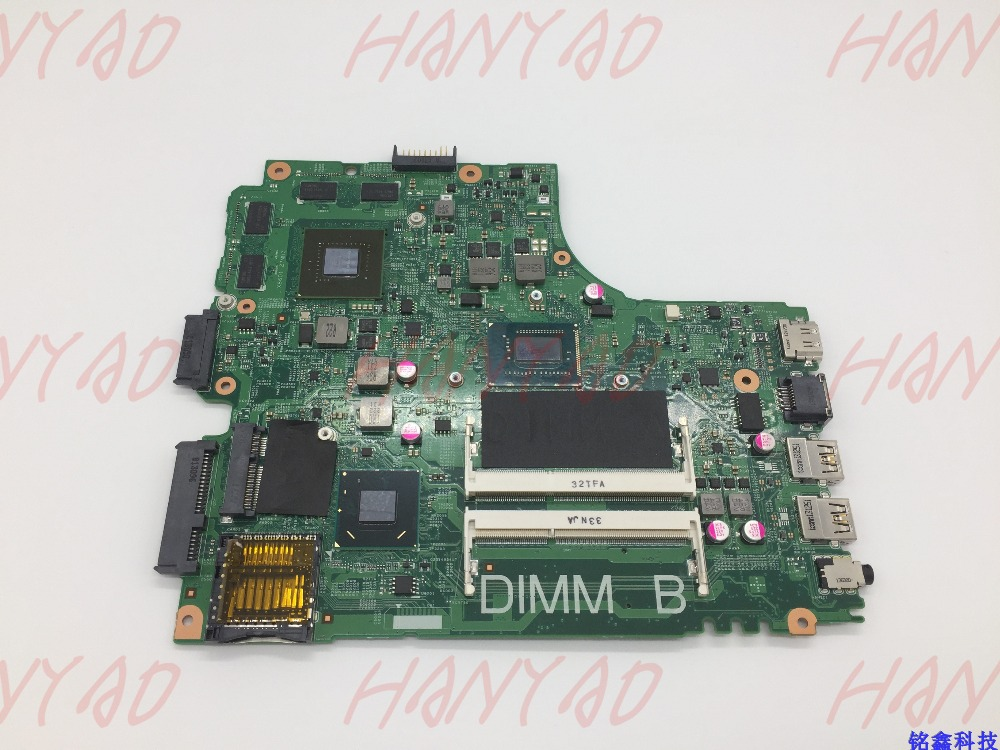 CN-04FF3M 04FF3M 4FF3M For Dell 3421 5421 Laptop motherboard I7 cpu GT730 2GB DDR3 Price $222.00