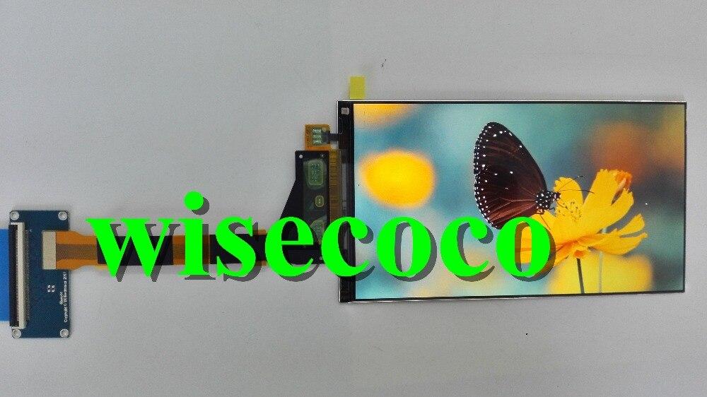 LS055R1SX04 5.5 pouce lcd moniteur 2560x1440 Panneau avec HDMI bord d'entraînement pour projet de bricolage/vr verre