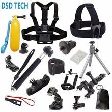 DSD Tech для GoPro Selfie stick спортивные экшн-камеры аксессуары для Go Pro Hero 5/4/3/2/ 1 SJCAM sj5000 x M20 Xiaomi Yi 4 K 06 г