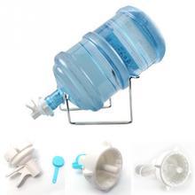 Высокое качество пластиковый маленький портативный диспенсер для воды клапан экологически чистые крышки бутылки многоразовые