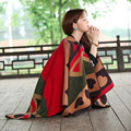Women Pashmina Folk-custom Female Cashmere Cloak For Women 2016 New Autumn Winter Thicker Section Dual-use Women Shawl Scarf