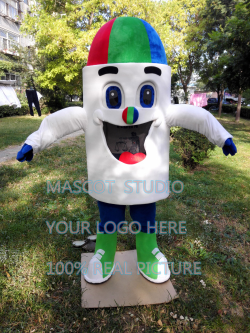 ice cream mascot icecream costume custom fancy costume anime cosplay kits mascotte fancy dress carnival costume 41326