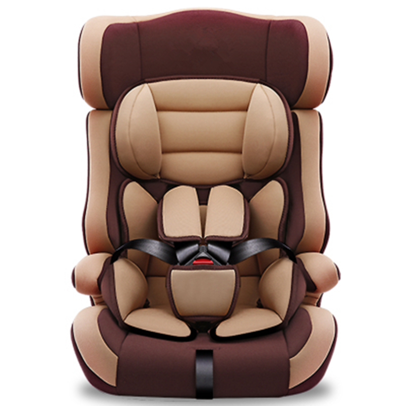 Kid Protection Chaise Enfant Thicken Child Chairs In Car 9M~12Y Kids Children Safety Car Seats Universal Seats Cushion For Car
