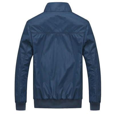 Мужская однотонная куртка-бомбер, Повседневная Верхняя одежда на весну и осень, мужская спортивная одежда, мужские мотоциклетные куртки, мужские пальто, большие размеры 5XL 6XL