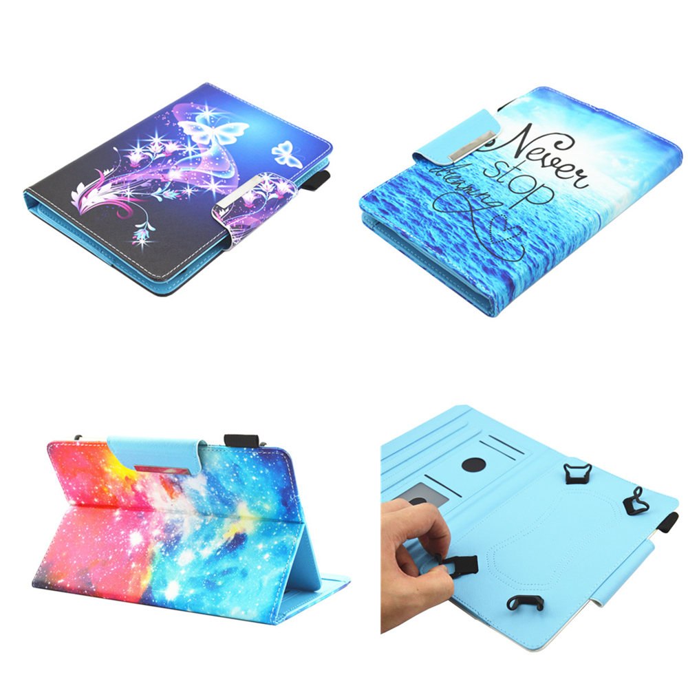 8inch Universal Tablet Cases For LG Asus Acer Sony LG ipad samsung Lenovo for huawei Android Tablet Folio 8.0 inch Tablet cover