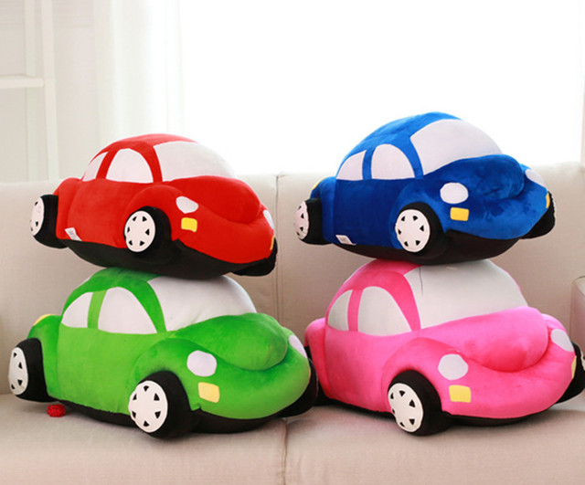 Cm cm cm nieuwe stijl model auto pluche speelgoed