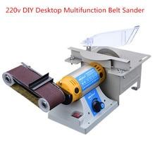 Sander Desktop Multifunction Belt…