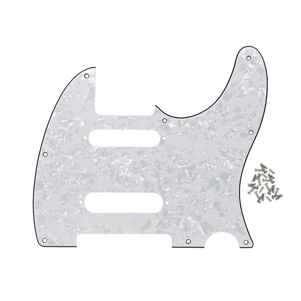 4 ply electric guitar pickguard scratch plate for nashville tele style guitar parts