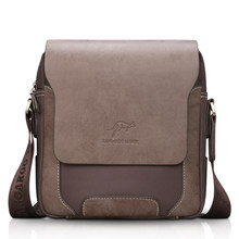 New Come Fashion Casual Top Leather Oxford Men s Crossbody Bag Brand Design  Male Shoulder bag Portable Messenger Bags for Men 6c43178bf54d4