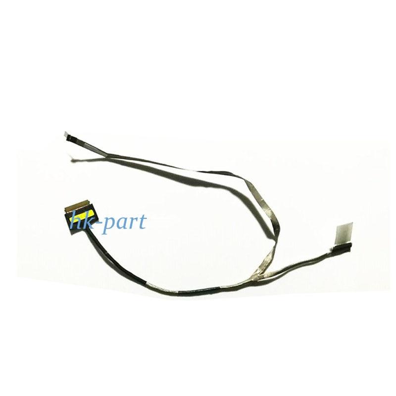 NEW For MSI GE62 MS-16J1 MS-16J2 series LCD video screen display cable K1N.3040035.H39,Free shipping ! ! genuine new free shipping original for asus u30jc u30j u30sd u30 u30s lcd video screen cable 14g140309001