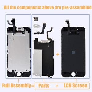 Image 2 - Pantalla LCD Original AAAA para pantalla LCD iPhone 6S Plus y montaje digitalizador 6 S Plus 6SP A1634 A1687 A1699 pantalla LCD contacto