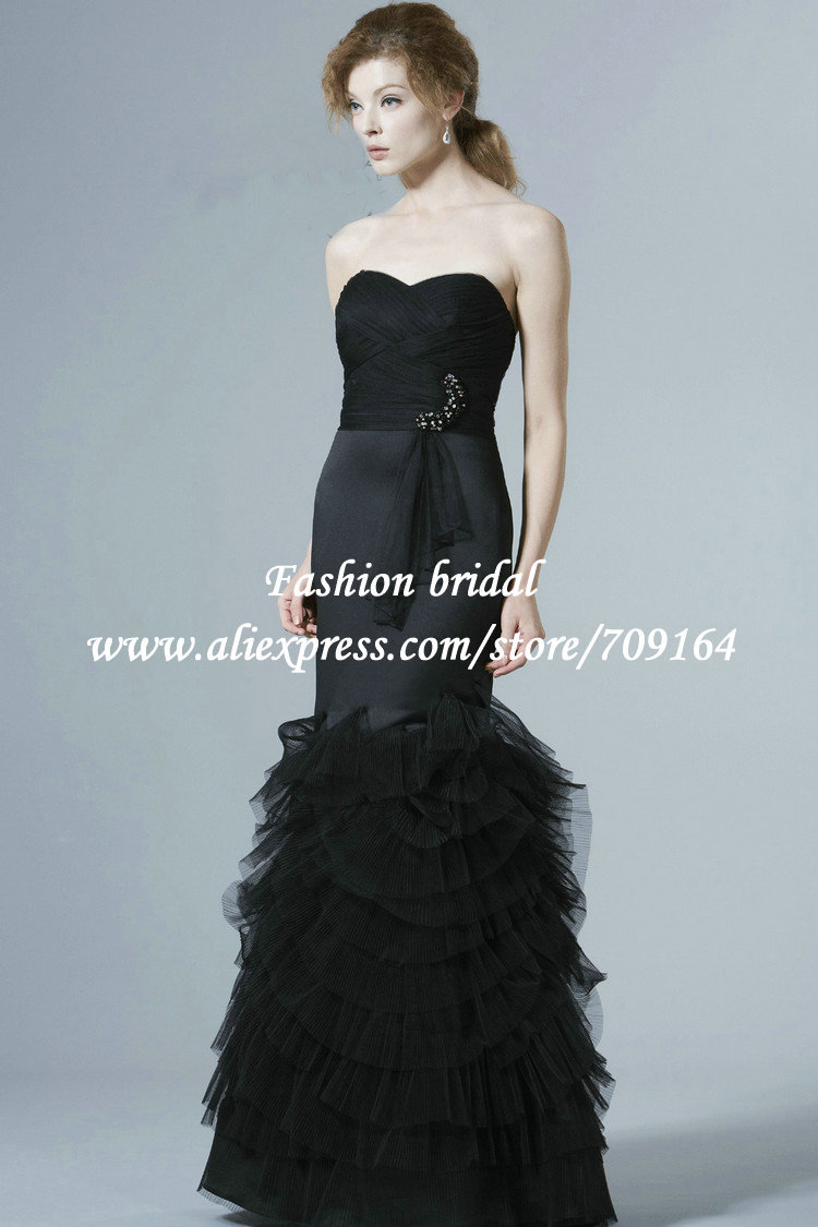 Best Vestidos De Novia Negro Contemporary - Wedding Ideas ...