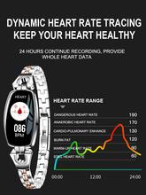 TISHRIC H8 Sport kobiet kobiet smart watch 2018 ios android wodoodporny gps whatsapp smartwatch monitor pracy serca zegarki tanie tanio Z TIKAPIJA Kalendarz Interaktywne Muzyki Chronograph Budzik Tętna Tracker Tracker fitness Pilot zdalnego sterowania Odliczanie