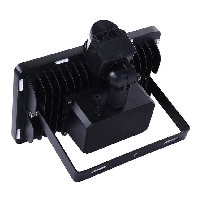 5pcs Quality Waterproof LED Solar Floodlight 50W 128 LEDs Motion Sensor Outdoor Security Light Solar Flood Light Landscape Lamp