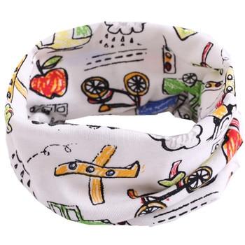 LIHFSI 2019 New Spring Autumn baby scarf 40*20 cm kids child cotton scarf boy girl O Ring scarf children collar child neck scarf