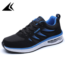 New Athletic Running Sneakers Soft Comofortable Cushioning Air Men Sport Shoes