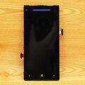 Para HTC 8X LCD tela de toque com digitador assembléia + moldura quadro, Frete grátis