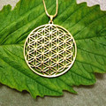 Flower of life pendant to the window  Silver/Gold plated necklaces & pendants for women pendant lot Black Friday gifts