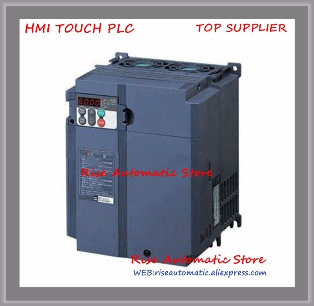 NUOVO 200 V 1 fase 8.0A 1.5KW FRN1.5E1S-7C Inverter VFD frequenza AC driveNUOVO 200 V 1 fase 8.0A 1.5KW FRN1.5E1S-7C Inverter VFD frequenza AC drive