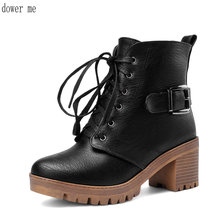 dower me2017 new arrival sexy women's shoes, women's boots, women's shoes, Martin boots, size 34-43, four colors