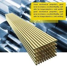 Electrode Soldering-Rod Brass 10pcs No-Need