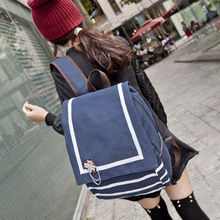 Англия ученик средней школы, школьные сумки опрятный стиль женщины рюкзак корейский стиль японский ветер дорожная сумка книги мешок