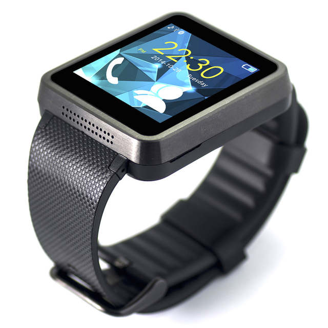 US $99 0 |Hot fashion watch video download free mp3 music wearable device  GPS tracker watch mobile phone smartwatches Bluetooth connector on