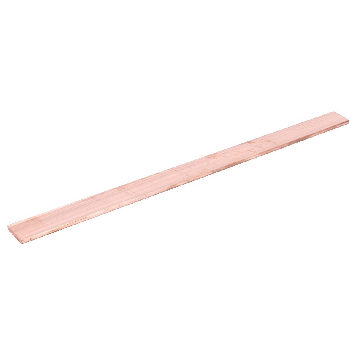 1pcs 99/% Copper T2 Cu Metal Flat Bar Plate 5mm x 25mm x 100mm