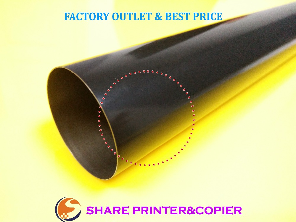 SHARE 1PS NEW LONG LIFE fixing film sleeve Fuser belt For ricoh mpc2003 C6003 C2503 3003 3503 4503 5503 No code quality 2 pcs transfer belt for ricoh mp1350 1100 9000 new imported b234 3971 b2343971