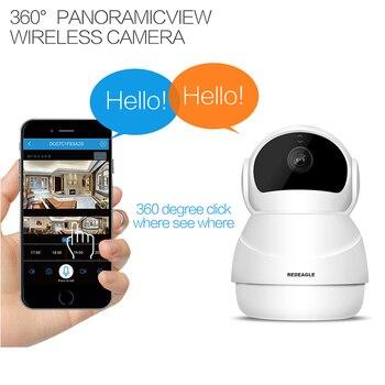 1080P Wireless WIFI IP Camera CCTV Video Surveillance Home Security Baby Monitor Camera 3D Navigation 2.0MP