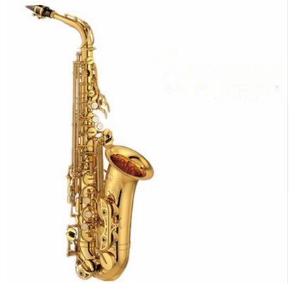Saxophone Hot SAX Eb flat alto saxophone music saxophone professional quality DHL / UPS Free shipping instruments