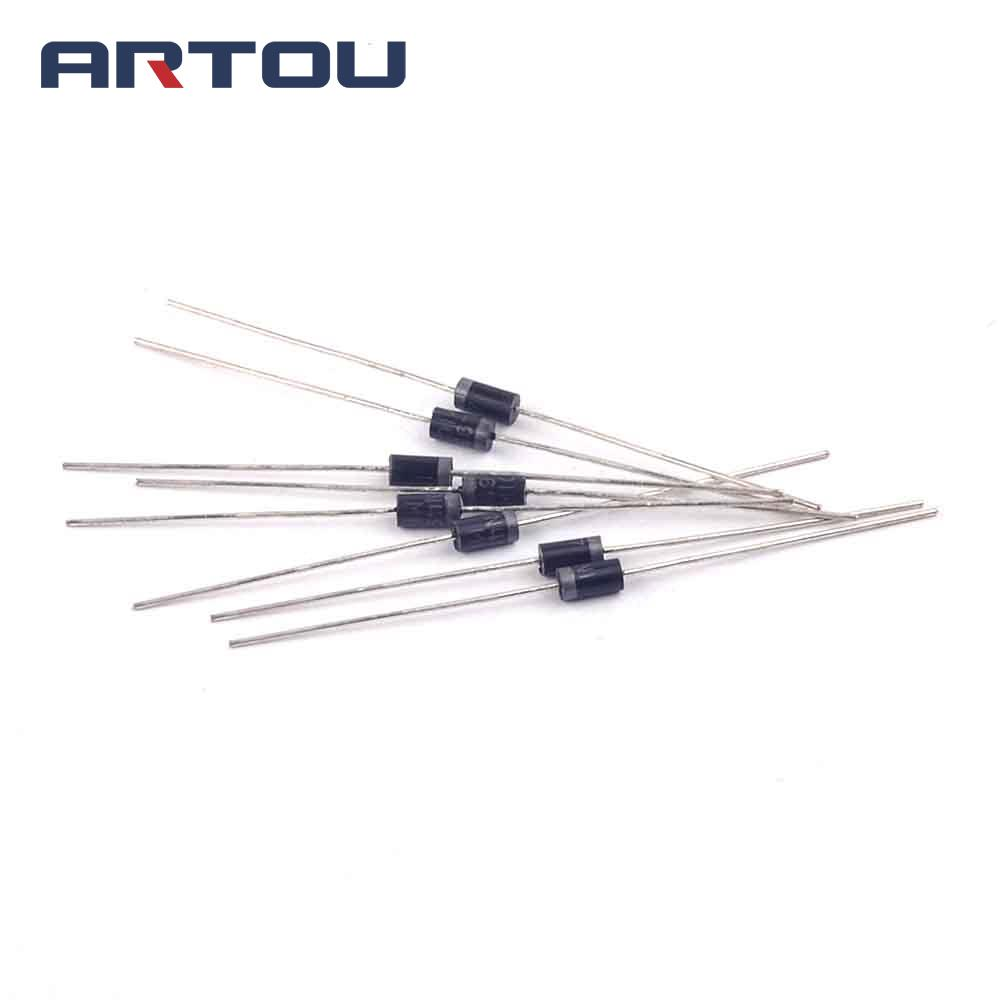 100pcs in4937 1n4937 fast switching rectifier diode