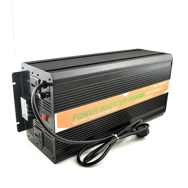 US $371 8 12% OFF|MKP3000 242B C inverter circuit diagram 220vac pure wave  inverter 3000w 24v inverter 3000w with charger inverter china-in Inverters