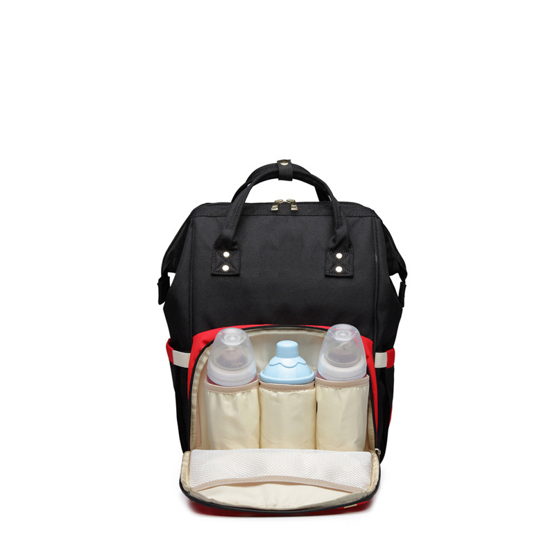 Dot multi-function large capacity mother bag fashion waiting for Mummy bag outdoor baby mummy care backpack diaper backpackDot multi-function large capacity mother bag fashion waiting for Mummy bag outdoor baby mummy care backpack diaper backpack