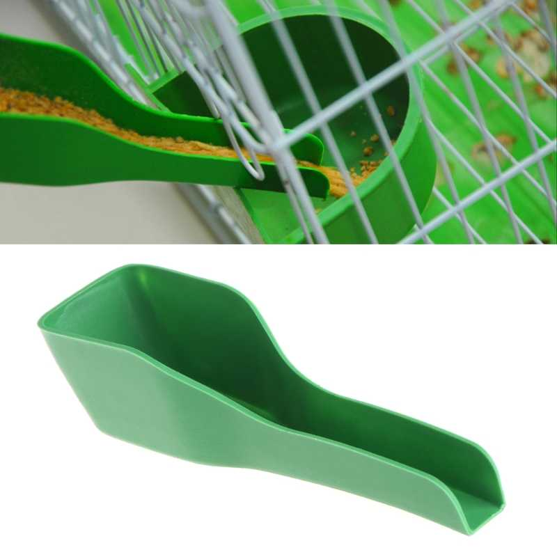 Новые товары для птиц плюс посуда плюс ложка мерная техника для птиц Pigeon Thrush попугай элементы для птичьей клетки