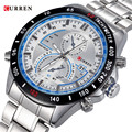Montre Homme CURREN Brand Casual men watch Clock Man Quartz business watches man Sport waterproof wristwatch Relogio Masculino
