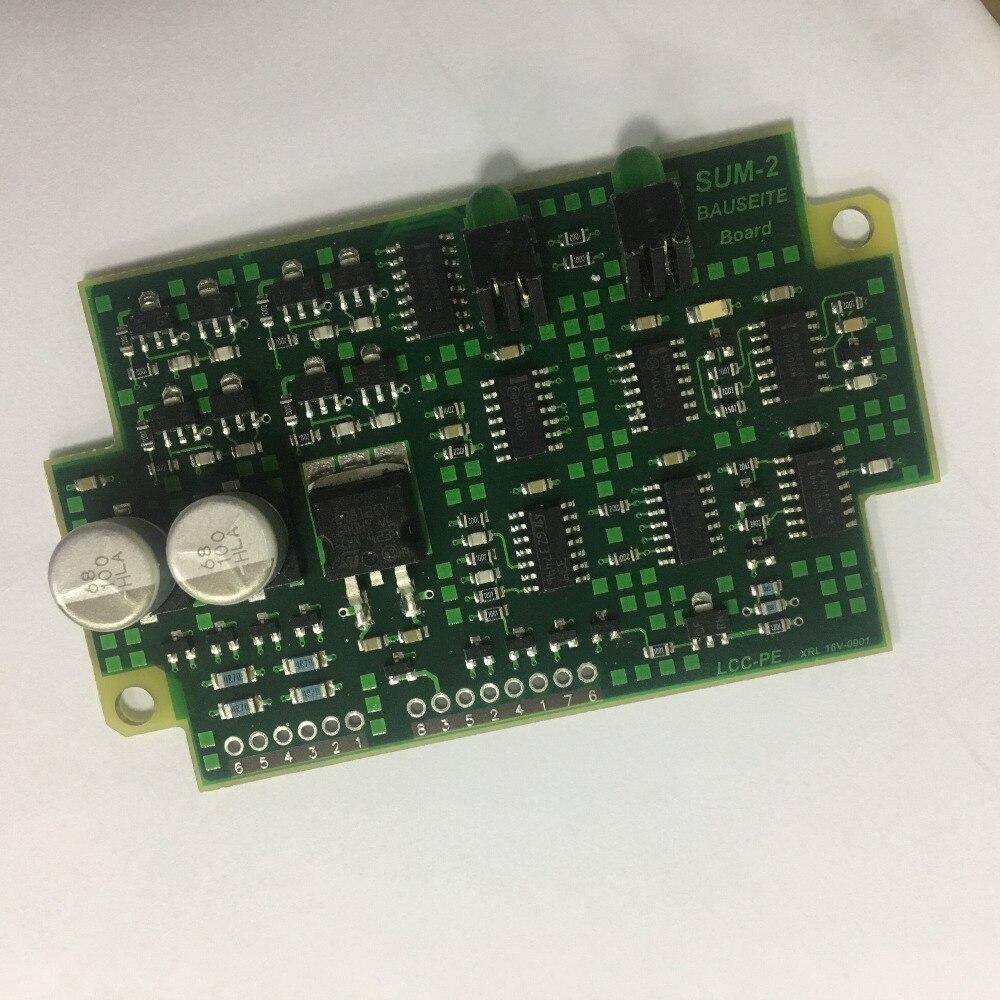 SUM2 61.110.1341/01 amplificateur circuit conseil pour Heidelberg machine d'impression CD102 SM102 Compatible Nouveau