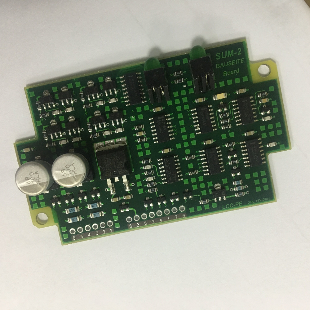 SUM2 61.110.1341/01 amplifier circuit board for Heidelberg printing machine CD102 SM102 Compatible New
