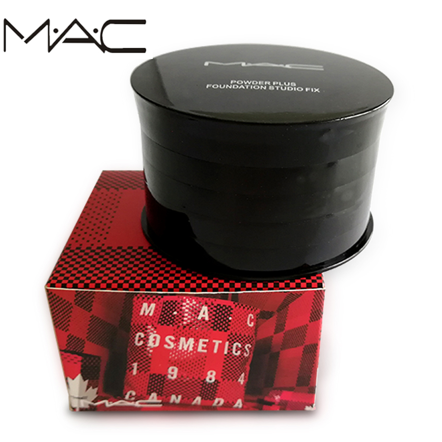 MAC 2018 Face Powder Professional Makeup Limited Set Multi-function Powder Makeup Women Makeup Tools Set ...