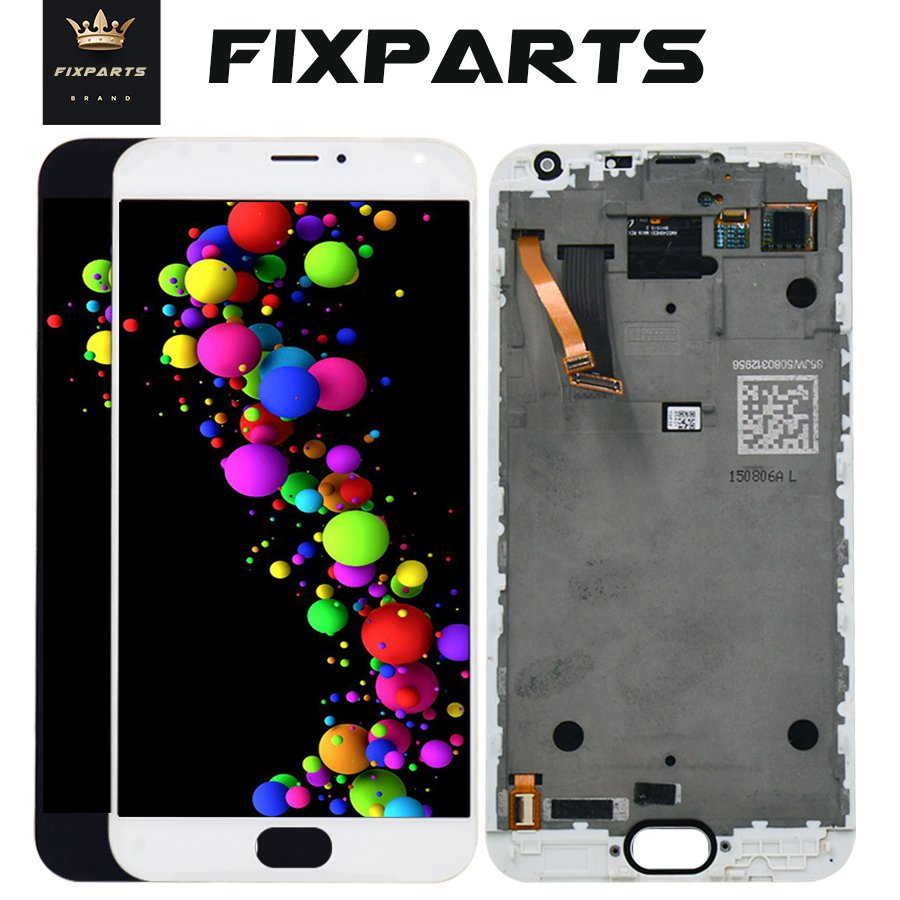Original <font><b>MEIZU</b></font> <font><b>Mx5</b></font> <font><b>LCD</b></font> <font><b>Display</b></font> Tested 5.5