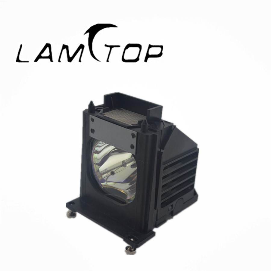 FREE SHIPPING  LAMTOP  180 days warranty  projector lamp  with housing  915PO26010  for   WD62628