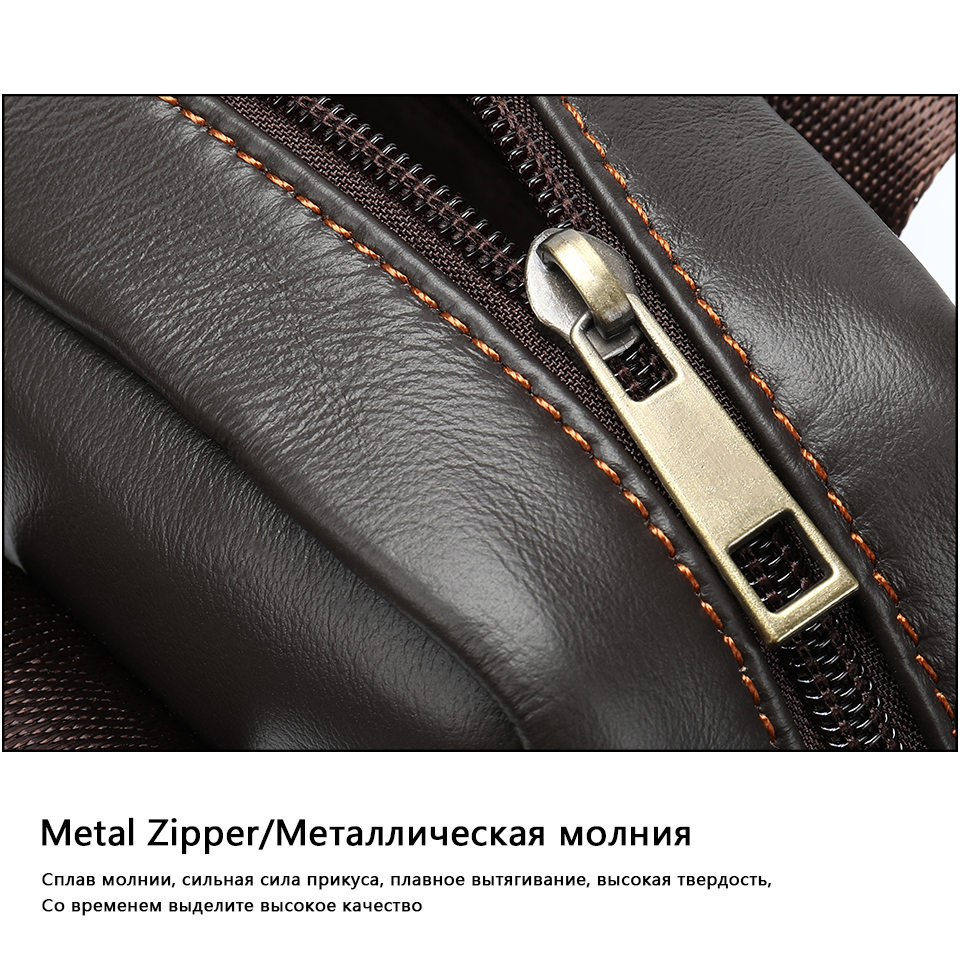 Men \' s Shoulder Bag Male Genuine Leather Crossbody Bags for Men Messenger Bag Casual Vintage Clutch Handbags bolsos 19
