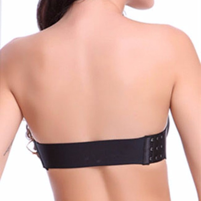Self-Adhesive Push Up Bra