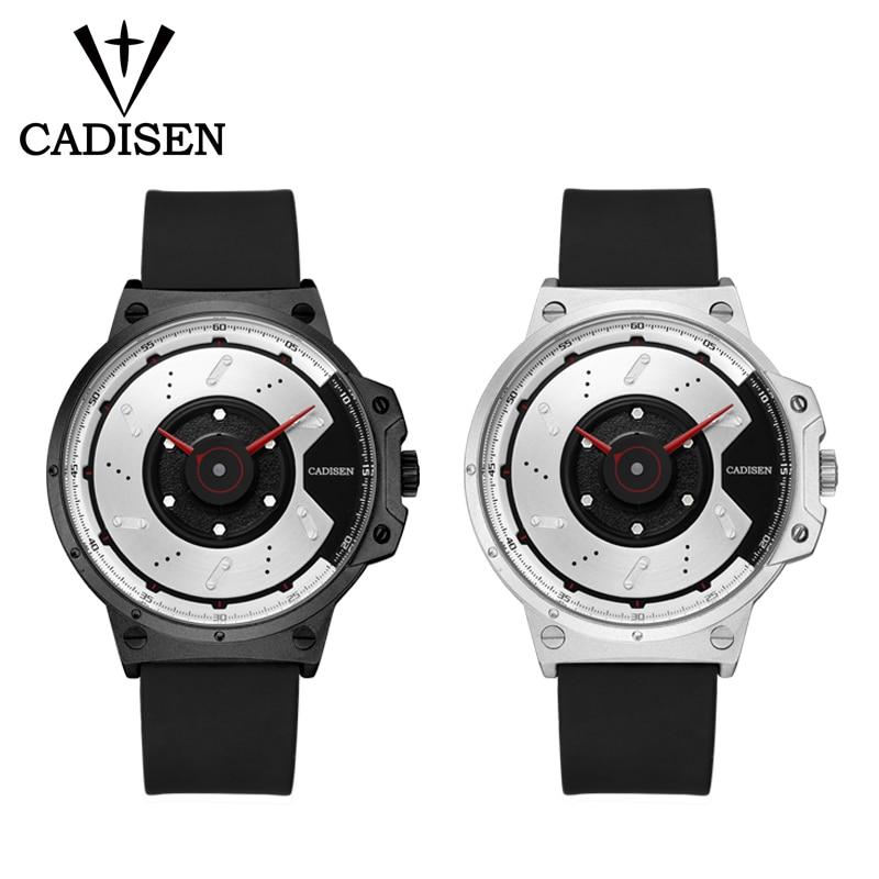 Nuevo CADISEN Deporte Reloj de Cuarzo Impermeable Relojes Para Hombre - Relojes para hombres - foto 5