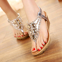 Classic Sandals Women Shoes Wedge Sandals